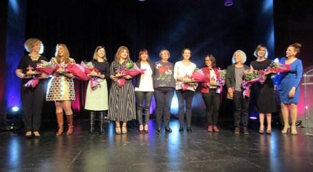 El municipio reconoce a nueve mujeres periodistas con motivo del 8 de Marzo
