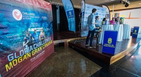 Los triatletas profesionales arrancan la temporada en la 3ª edición de Gloria Challenge Mogán Gran Canaria