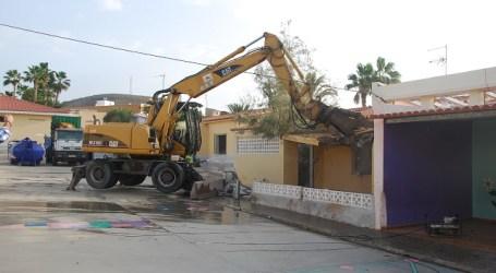 Bueno obligada a paralizar la construcción de la escuela infantil de Arguineguín tras iniciarse la resolución del contrato