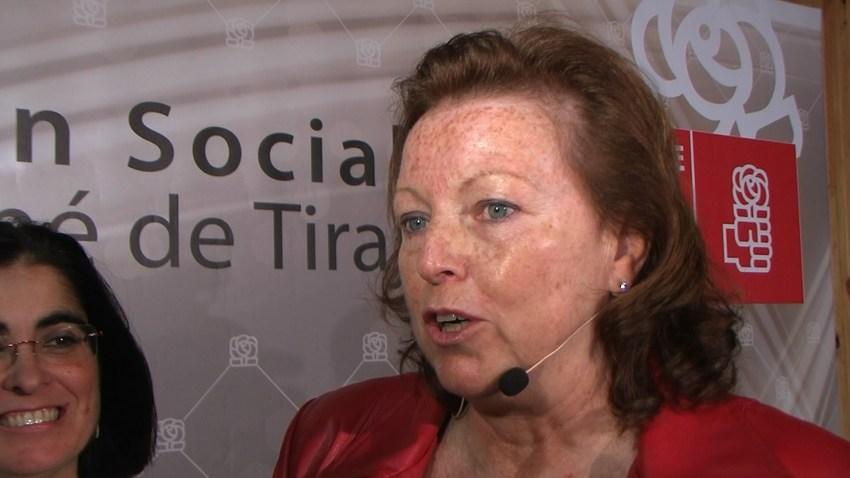 Pilar Grande Pesquero, PSOE