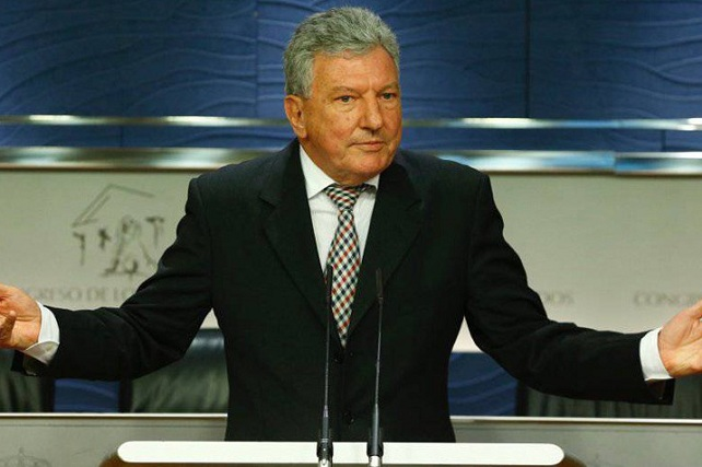 Pedro Quevedo Iturbe, diputado de NC