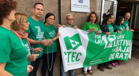 El STEC-IC se encadena en la Consejería de Educación