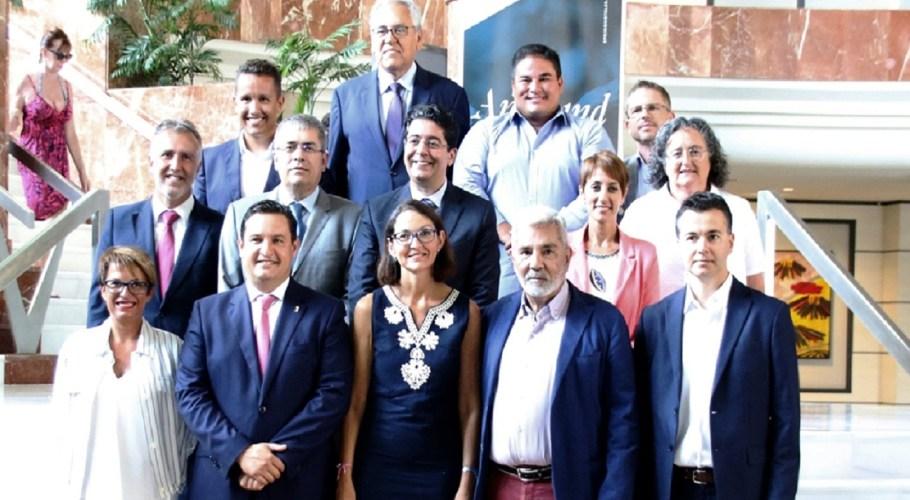 AMTC con la ministra Reyes Maroto