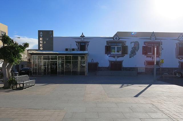 Ateneo Municipal de Vecindario