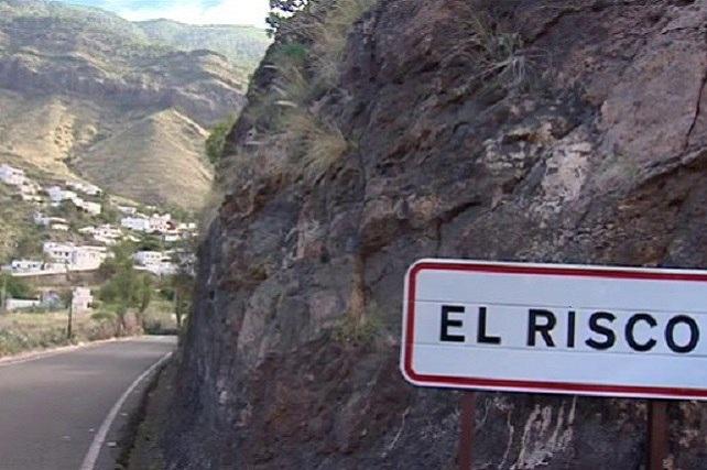 Carretera de La Aldea