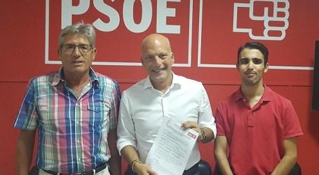 Julio Ojeda presenta su candidatura a la Alcaldía de Santa Lucía