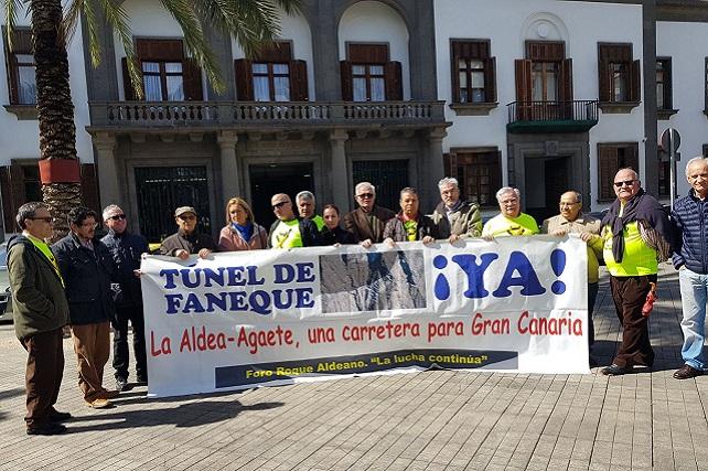 La Aldea, Foro Roque Aldeano