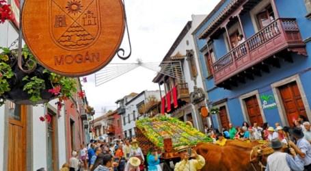Mogán vuelve a demostrar su solidaridad y generosidad con El Pino