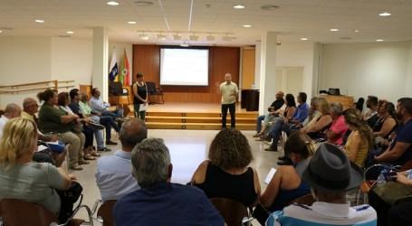 El Consejo Ciudadano de Santa Lucía aprueba el borrador del nuevo reglamento
