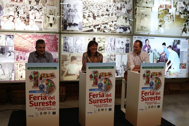 Feria del Sureste 2018, presentación en el Museo la Zafra