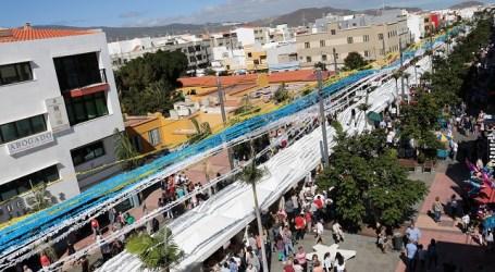Cerca de 130.000 personas visitaron la XV Feria del Sureste en Vecindario