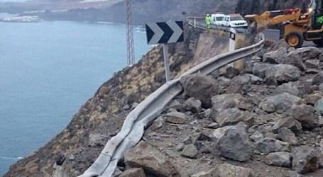 """Roque Aldeano considera """"una ridiculez"""" de Fepeco meterse con la carretera de La Aldea"""