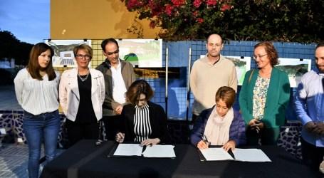 La Secretaría de Estado de Turismo otorga medio millón de euros para el futuro parque recreativo de Playa de Mogán