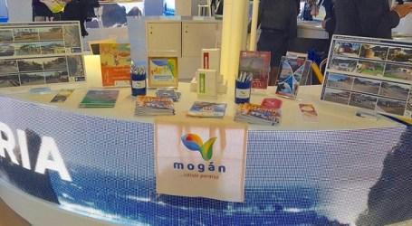 Mogán expone en Londres su apuesta por la modernización de sus infraestructuras turísticas