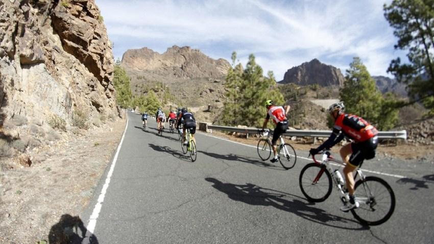 Recorrido de la Cicloturista Gran Canaria Bike Week