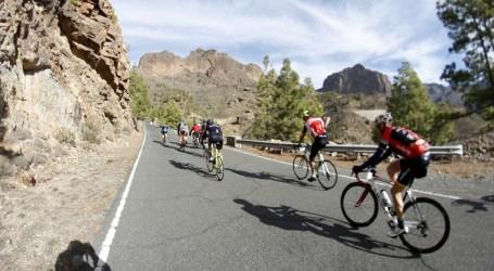 La Cicloturista Gran Canaria Bike Week comienza con el Desafío La Titánica