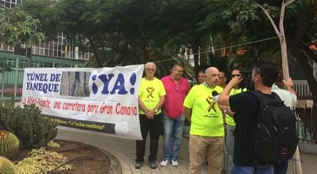 Roque Aldeano pide a Obras Públicas la adjudicación inmediata de Agaete-El Risco
