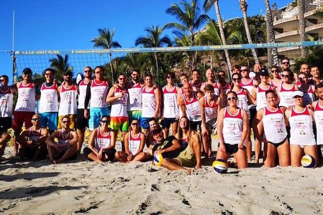 IV Torneo Internacional de Voley en Anfi del Mar