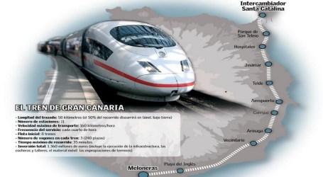 IUC pide una evaluación independendiente de la construcción de trenes en Canarias