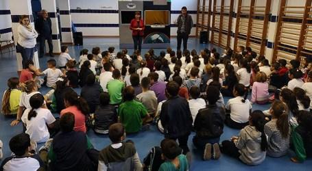 El proyecto 'Isla-Planeta' sobre la sostenibilidad llega a dos mil escolares del Sureste