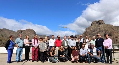 El Ayuntamiento de Mogán se une al reconocimiento a Juan Ramírez, vigilante de la presa de Soria
