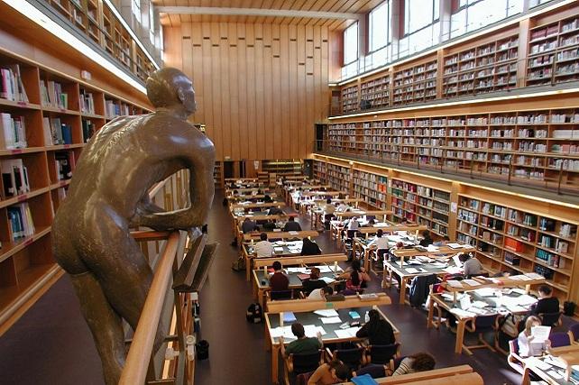 ULPGC, Biblioteca General del Campus de Tafira