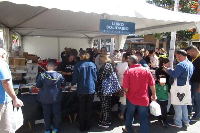 29º ESPAL, Feria del Libro Solidario