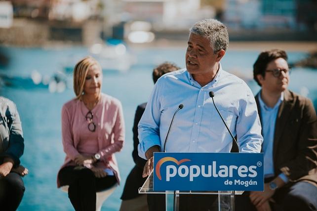 Paco González, candidato del PP