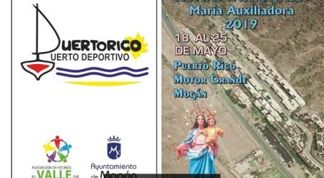 Motor Grande y Puerto Rico celebran las Fiestas de María Auxiliadora