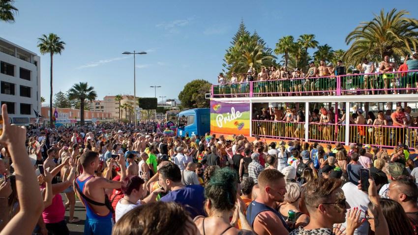 Maspalomas Pride 2019, desfile