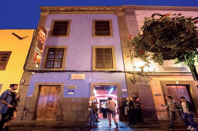 Museos del Cabildo de Gran Canaria-Casa-Museo Pérez Galdós