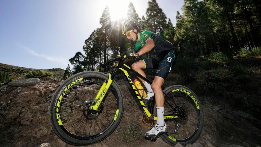 Transgrancanaria Bike, Francesc Guerra