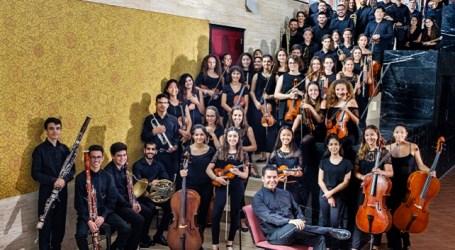La Joven Orquesta de Gran Canaria realiza una gira insular para celebrar su 30 aniversario