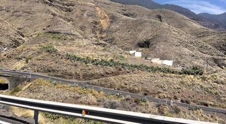 El Gobierno de Canarias aún no ha pagado las expropiaciones de los terrenos afectados por Agaete-El Risco