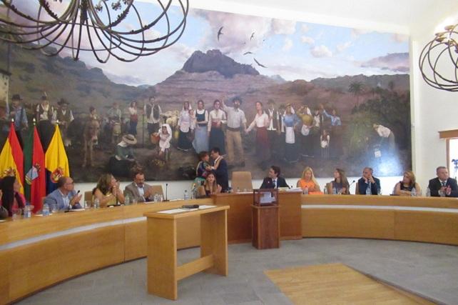 Pleno Constituyente, Santiago Rodríguez y Dunia González
