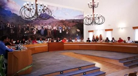 """14 concejales se despiden del pleno de Santa Lucía deseando """"lo mejor"""" a la nueva corporación"""