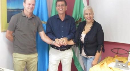 """Rodríguez asume la presidencia de la Mancomunidad comprometido a """"trabajar juntos por un sureste sostenible"""""""