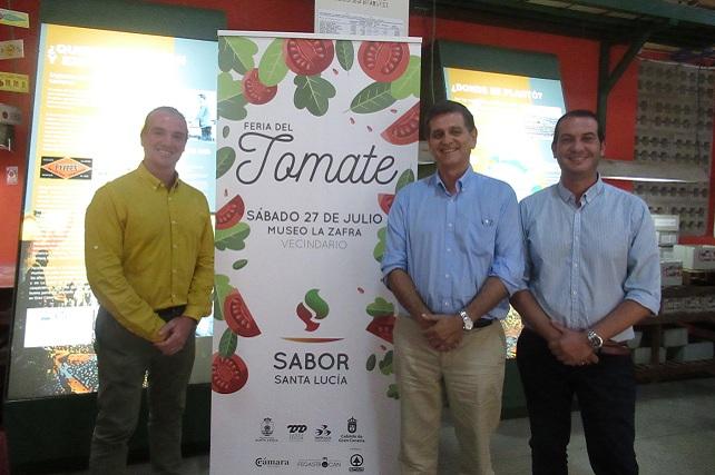 Feria del Tomate en el Museo de la Zafra