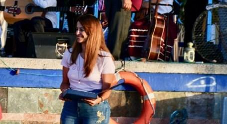 El área infantil de folclore de Mogán participa en el Festival Internacional Mundoculturas 2019