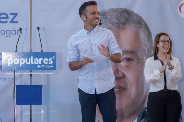Maicol Santana, campaña