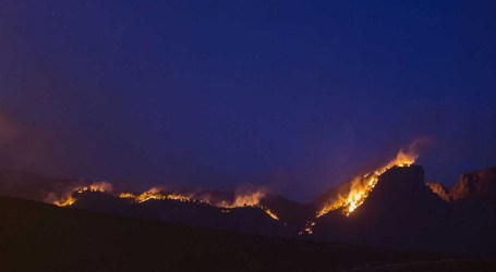 Incendio de Gran Canaria, agosto 2019