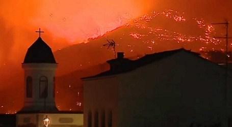 Mogán, solidario con los municipios afectados por el incendio en Gran Canaria