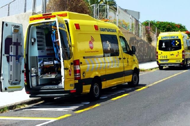 Ambulancias Canarias SUC