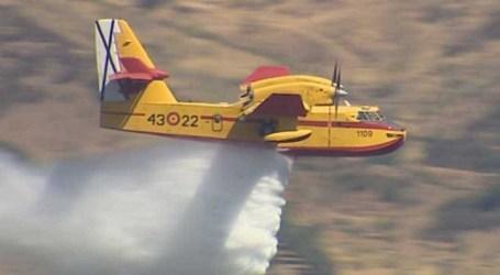 Incendio de Gran Canaria 2019, hidroaviones