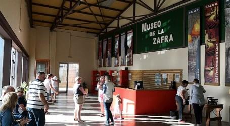 Santa Lucía celebra el Día Mundial del Turismo con una ruta urbana y visita al Museo de la Zafra