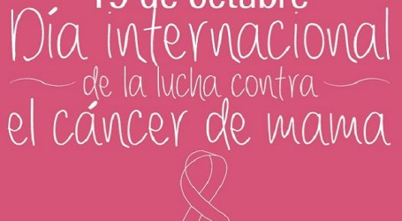 Mogán celebrará un caminata solidaria contra el cáncer de mama