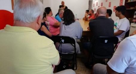 El PSOE de Santa Lucía se prepara para el inicio del nuevo curso político