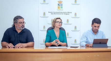 El Ayuntamiento pone en marcha un plan extraordinario de limpieza viaria integral, que se inicia en Maspalomas