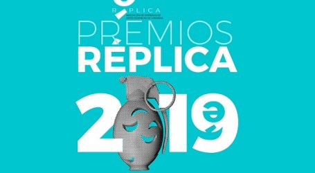 Premios Réplica, finalistas
