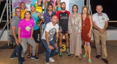 Más de 100 corredores de 6 países compiten en la I Vertical Race de Mogán